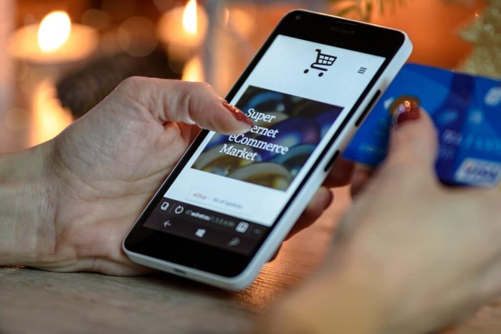 E-Commerce mobil