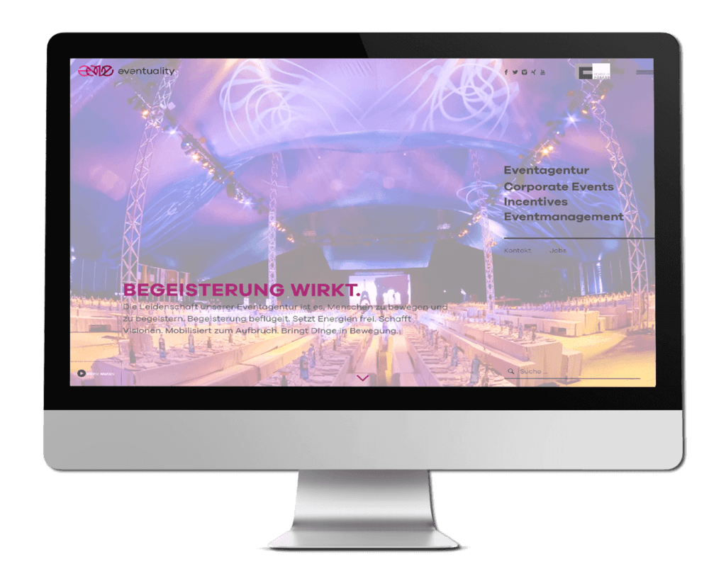 Veranstaltungsmanagement Events